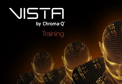 "Join Vista by Chroma-Q for a FREE webinar: ""Advanced programming techniques"""