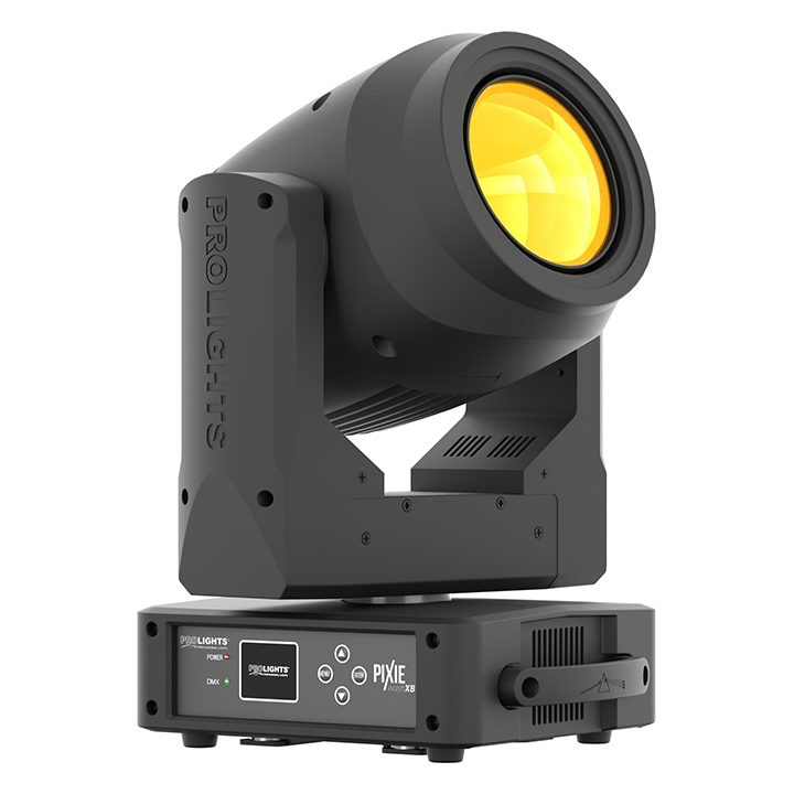 A.C. Lighting Introduces the Pixie WashXB by PROLIGHTS