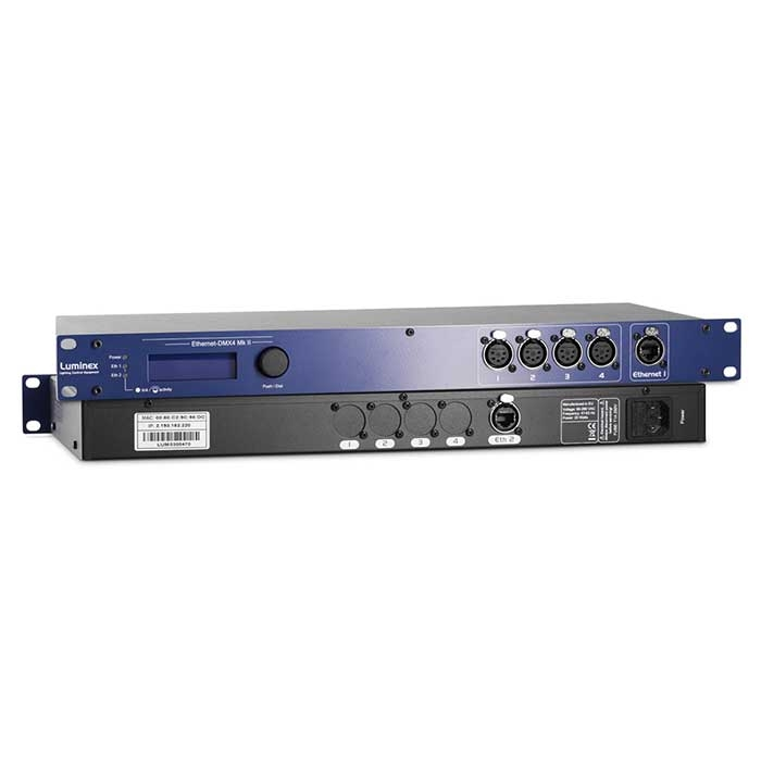 Ethernet DMX4 MKII