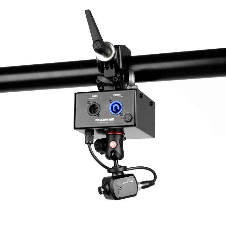Follow-Me Camera set with camera, lenses, camera box