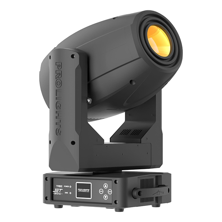 Jet Spot4Z by PROLIGHTS Debuts in North America