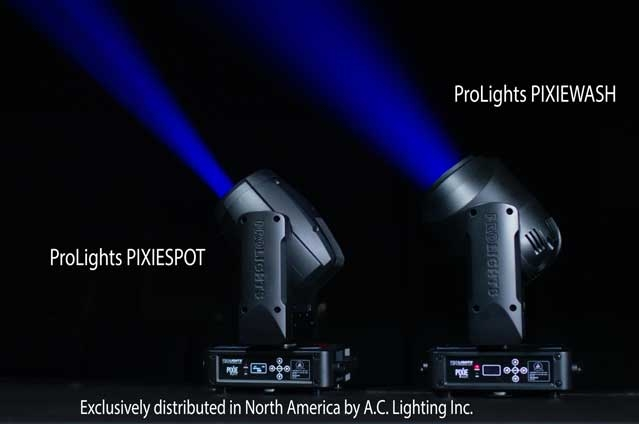 Take your Service to New Levels with PROLIGHTS and Vista 3 by Chroma-Q