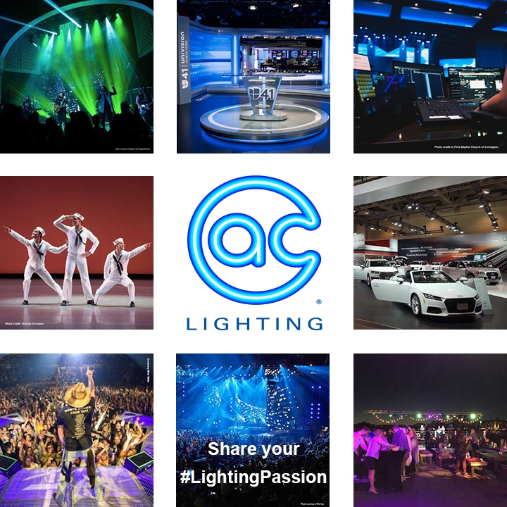 Share your #LightingPassion