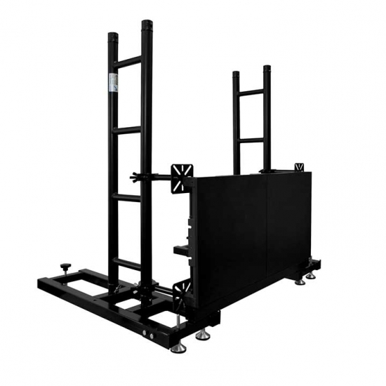 Indoor LED-Wall Support: LSU