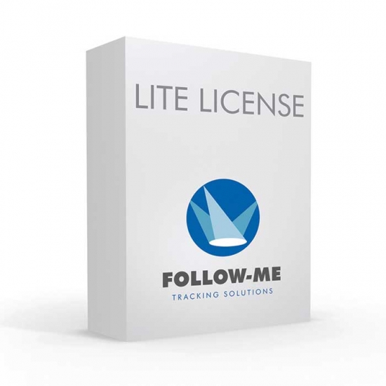 Follow-Me 3D Lite License