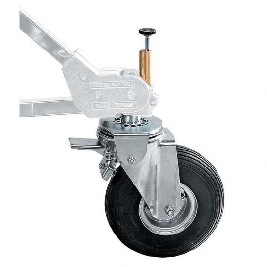 Avenger Rubber Filled Wheel Set For Strato Safe