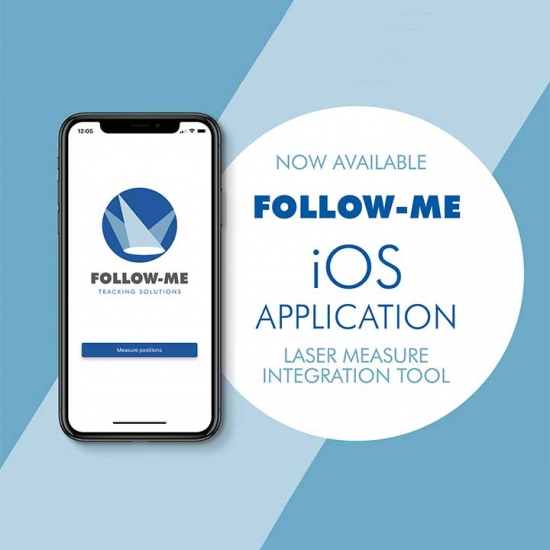 The Follow-Me Assistant app for Apple iPhone