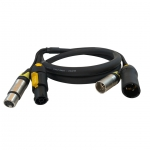 Brute Force™ Hybrid Power & Data Cable