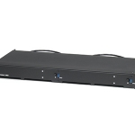 "Follow-Me 19"" Rack Mount Server w/Mac Mini, Capture Card and Serial Adapter"