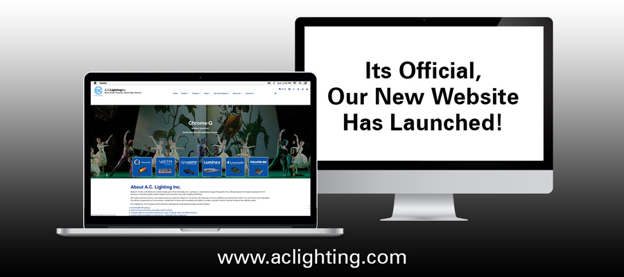 A.C. Lighting Inc. Launches Website