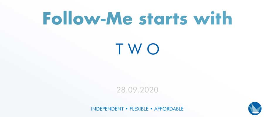 Follow-Me TWO and SIX Now Available  through A.C. Lighting Inc.