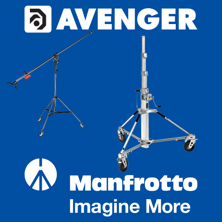 Avanger and Manfrotto