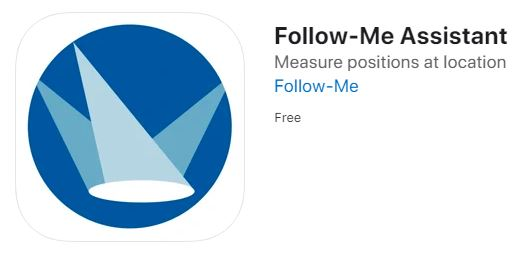 Follow-Me iPhone App